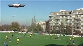 FK Slavoj Vyšehrad - SC Radotín (Fortuna ČFL, 15. kolo)
