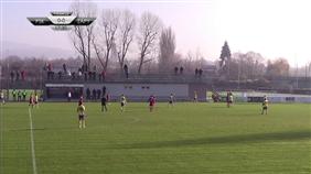 FC Písek - SK Zápy (Fortuna ČFL, 15. kolo)