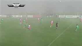 TJ Štěchovice - FK Loko Vltavín (Fortuna ČFL, 15. kolo)