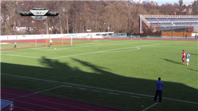 FK Tachov - FC MAS Táborsko B (Fortuna Divize A, 15. kolo)