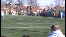 FK Motorlet Praha - TJ Sokol Hostouň (Fortuna Divize B, 15. kolo)