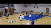 Basket Košíře vs. Basket Fio banka Jindřichův Hradec