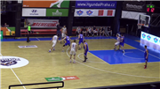 USK Praha B vs. Slavoj BK Litoměřice