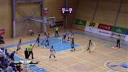 egoé Basket Brno vs. BC GEOSAN Kolín
