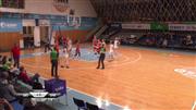 SBŠ Ostrava vs. Sokol Nilfisk Hradec Králové