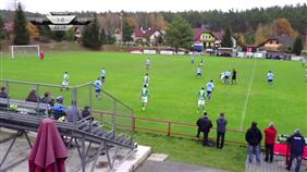 SK Horní Bříza - FK Nepomuk (Krajský přebor - Plzeňský kraj, 13. kolo)