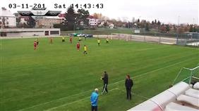 TJ Spartak Chodov - SK Toužim (Krajský přebor - Karlovarský kraj, 11. kolo)