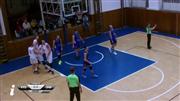 Sokol Vyšehrad vs. Basket Fio banka Jindřichův Hradec