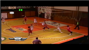 U19 Chance vs. BS DSK Basketball Nymburk KV