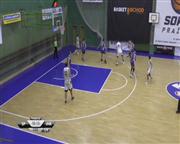 Sokol Pražský vs. Basket Fio banka Jindřichův Hradec