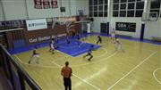 GBA Europe vs. Basket Fio banka Jindřichův Hradec
