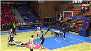 ČEZ Basketball Nymburk vs. BC GEOSAN Kolín