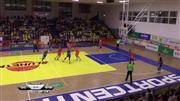 SLUNETA  Ústí nad Labem vs. ČEZ Basketball Nymburk