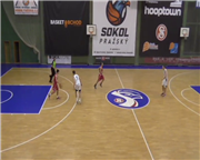 Sokol Pražský vs. Basketball Nymburk B