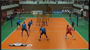 AERO Odolena Voda - VolleyTeam ČZU Praha