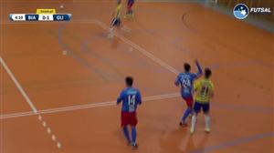 MOKS Słoneczny Stok Białystok - Piast Gliwice (Futsal Ekstraklasa - 13 kolejka)