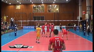 VolleyTeam ČZU Praha - Volejbal Brno
