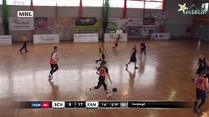 Bay Chojnice - Kama Złotów (Człuchowska Amatorska Liga Koszykówki)
