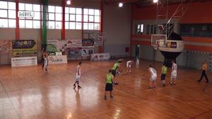 Rozgwiazdy - KS Basket Piła (Człuchowska Amatorska Liga Koszykówki)