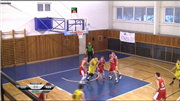 Snakes Ostrava vs. Basketball Nymburk B