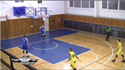 Snakes Ostrava vs. SKB Zlín