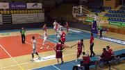 BCM Orli Prostějov vs. Basketball Nymburk B