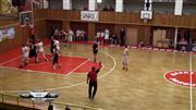 BK Synthesia Pardubice vs. Sokol Žižkov