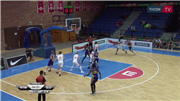 DSK Basketball Nymburk vs. Slovanka MB