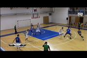 Basket Košíře vs. SKB Zlín
