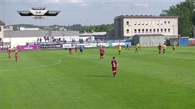 FC Velké Meziříčí - SK Hanácká Slavia Kroměříž a.s. (Fortuna MSFL, 26. kolo)
