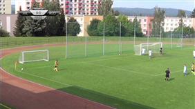 FC ZVVZ Milevsko - SK Rudolfov (Ondrášovka Krajský přebor - Jihočeský kraj, 26. kolo)