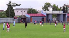 Fotbalový klub Protivín - FC MAS Táborsko B (Ondrášovka Krajský přebor - Jihočeský kraj, 26. kolo)