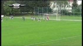 TJ TATRAN Rousínov - FC Veselí n. Moravou (Krajský přebor - Jihomoravský kraj, 26. kolo)