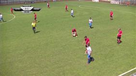 FC Viktoria Otrokovice - FK Hodonín (Fortuna MSFL, 26. kolo)