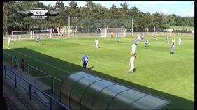 TJ Sokol Lanžhot - FC Moravský Krumlov (Krajský přebor - Jihomoravský kraj, 26. kolo)