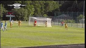 FC Boskovice - FC Svratka Brno (Krajský přebor - Jihomoravský kraj, 27. kolo)