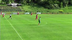 FK Slavoj Žatec - SK Štětí (Krajský přebor - Ústecký kraj, 27. kolo)