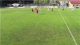 SK Úvaly - SK Hrobce (Fortuna Divize B, 27. kolo)