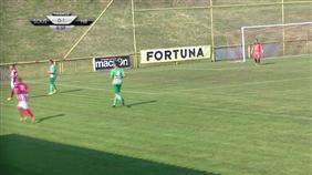 TJ Baník Souš - FC Nový Bor (Fortuna Divize B, 27. kolo)