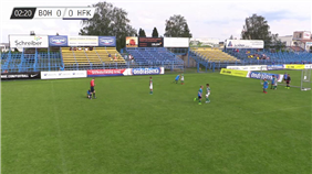 Bohemians Praha 1905 - 1. HFK Olomouc (Ondrášovka Cup, U10)