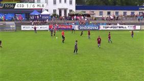 RMSK Cidlina Nový Bydžov - FK Mladá Boleslav (Ondrášovka Cup, U10)