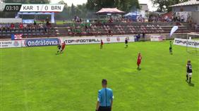 MFK Karviná - FC Zbrojovka Brno (Ondrášovka Cup, U8)