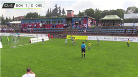 Bohemians Praha 1905 - FK Spartak Choceň (Ondrášovka Cup, U8)