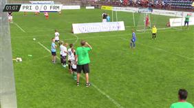 1. FK Příbram - MFK Frýdek Místek (Ondrášovka Cup, U8)