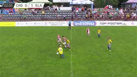 FK Spartak Choceň - SK Slavia Praha - fotbal a.s. (Ondrášovka Cup, U8)