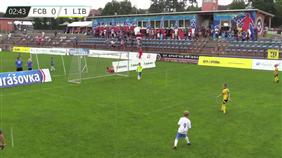 FC Baník Ostrava - TJ Sokol Libchavy (Ondrášovka Cup, U8)