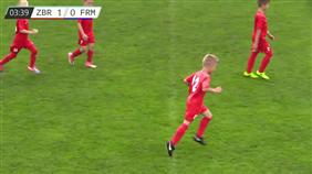 FC Zbrojovka Brno - MFK Frýdek Místek (Ondrášovka Cup, U8)