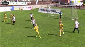 FC Vysočina Jihlava - MFK Vyškov (Ondrášovka Cup, U8)