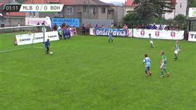 FK Mladá Boleslav - Bohemians Praha 1905 (Ondrášovka Cup, U8)