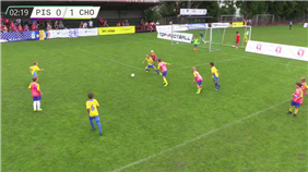 FC Písek fotbal - FK Spartak Choceň (Ondrášovka Cup, U8)